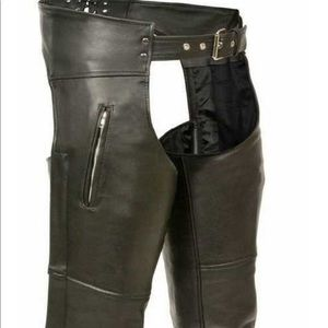 Milwaukee Leather chaps size S not worn authentic